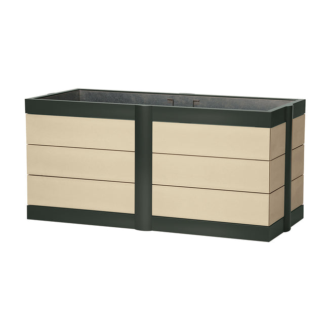 Great Lakes Ecoplex Rectangular Planter