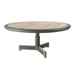 "Great Lakes 66"" Round Dining Table"