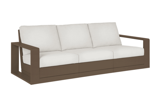 Beachside Three-Seat Sofa