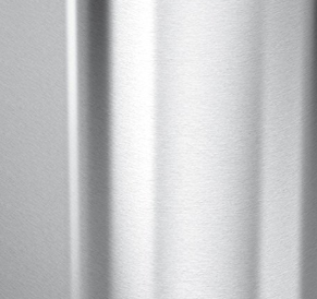 Variant: Brushed 304 Stainless Steel
