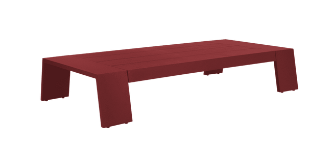 Viking Rectangular Coffee Table