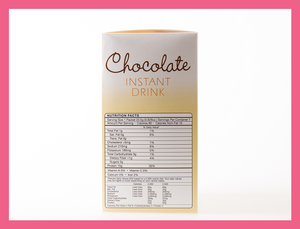 5. Chocolate Protein Drink - Box of 7 meals - 3 Net Carbs per serving!
