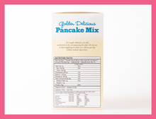 Load image into Gallery viewer, Pancake Mix - Golden Delicious - Box of 7 meals -5 Net Carbs per serving!