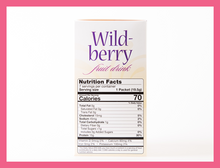 Load image into Gallery viewer, 7. Wild Berry Fruit Punch Drink - Box of 7 meals - 1  Carb per serving!