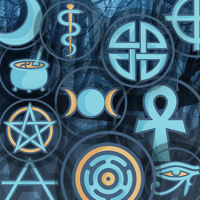 35 Pagan & Wiccan Symbols and Their Meanings