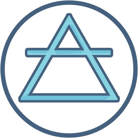 Air Alchemy Symbol