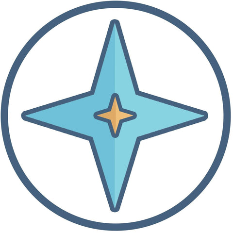 Native American Morning Star Symbol