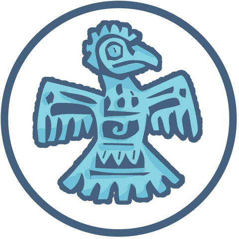Native American Thunderbird Symbol