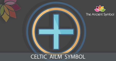ailm celtic druid symbol