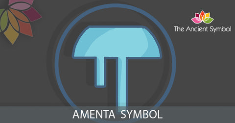 amenta, egyptian ancient symbol