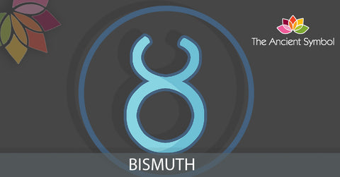Bismuth alchemy symbol