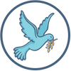 Christian Peace Dove Symbol meaning