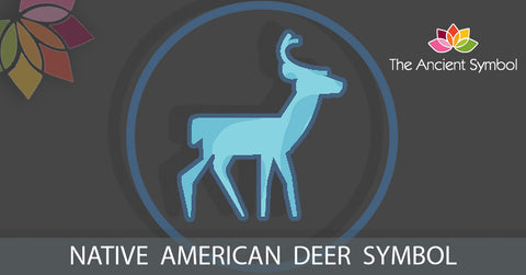 native american deer symbol, traditional american tribal art symbol meanings explained