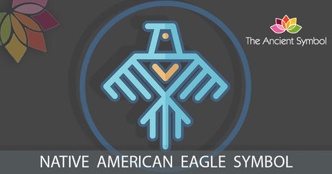 native american eagle symbol, traditional american tribal art symbol meanings explained