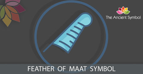 feather of maat egyptian symbol