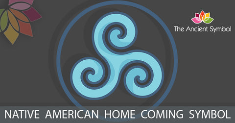 native american home coming symbol, traditional american tribal art symbol meanings explained