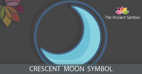 crescent moon witchcraft wicca symbol