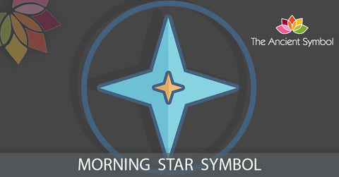 native american morning star symbol, traditional american tribal art symbol meanings explained