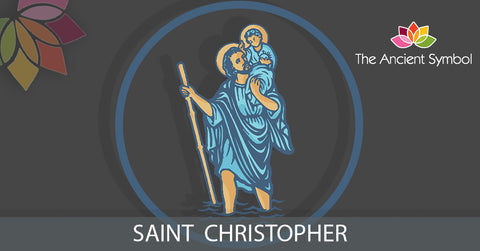 SAINT CHRISTOPHER, THE PATRON SAINT OF TRAVELLING
