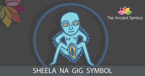 sheela na gig celtic druid symbol