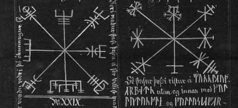 vegvisir ancient manuscript, vegvisir meaning explained