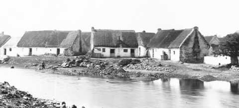 The Legend of the Claddagh fishing village