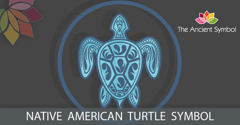 turtle native american symbol, traditional american tribal art symbol meanings explained