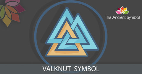 valknut ancient norse wicca viking symbol