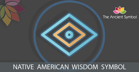 wisdom native american symbol, traditional american tribal art symbol meanings explained