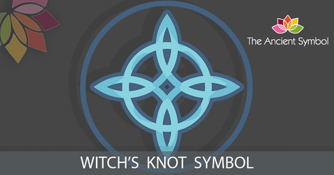 witches knot witchcraft wicca magic symbol