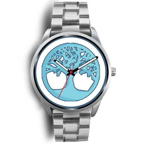 Tree of Life Buddhist Wiccan Symbol Custom-Designed Wrist Watch