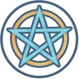 Pagan and wiccan symbol meaning, Pentagram symbol explained