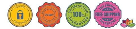 THE ANCIENT SYMBOL TRUST BADGES
