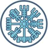 vegvisir nordic compass rune symbol ancient viking norse symbol meaning explained