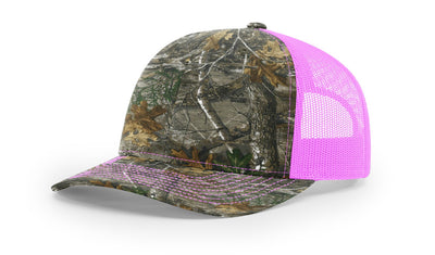 RICHARDSON® PRINTED TRUCKER CAP ADULT 112P