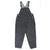 BoundOveralls Plus Size Women's Overalls - Black Denim