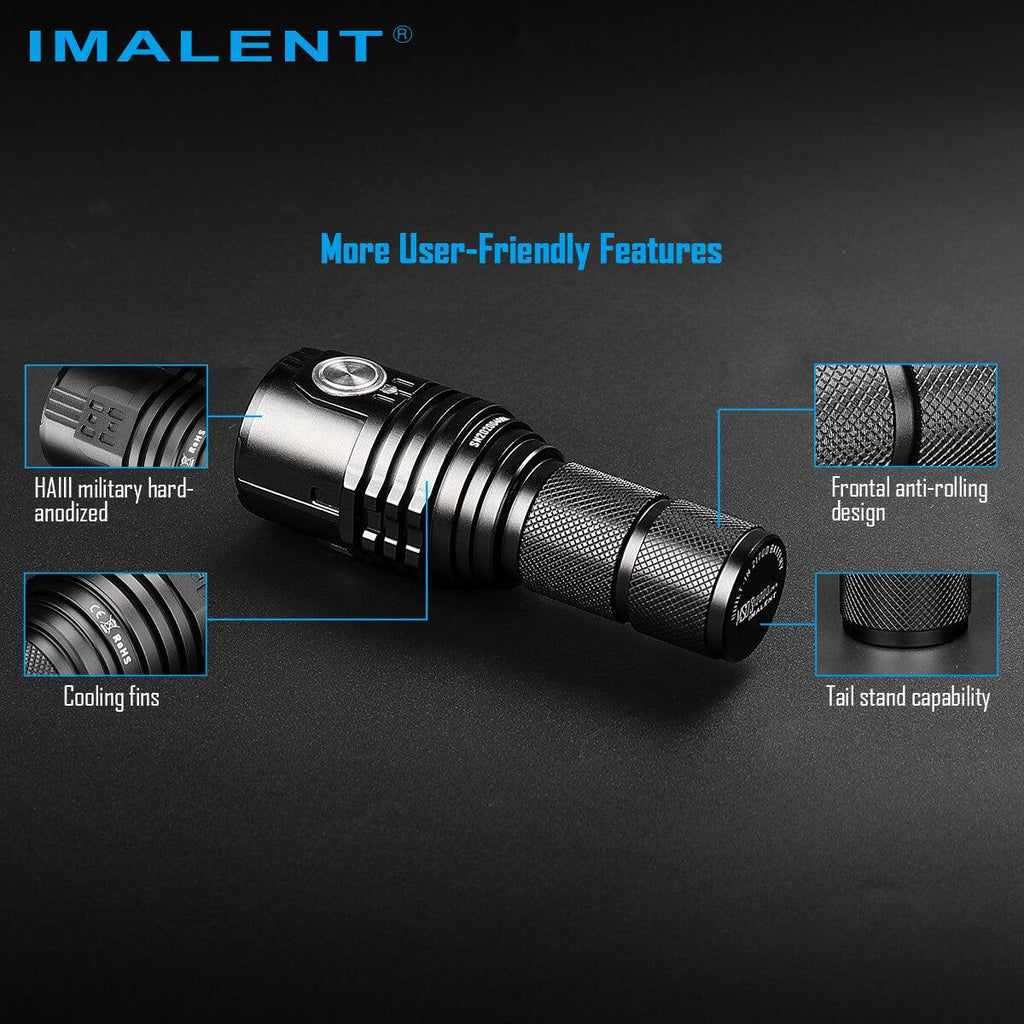 IMALENT MS03 13000 LUMEN FLASHLIGHT