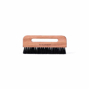 Pocket Clothing Brush - Brown