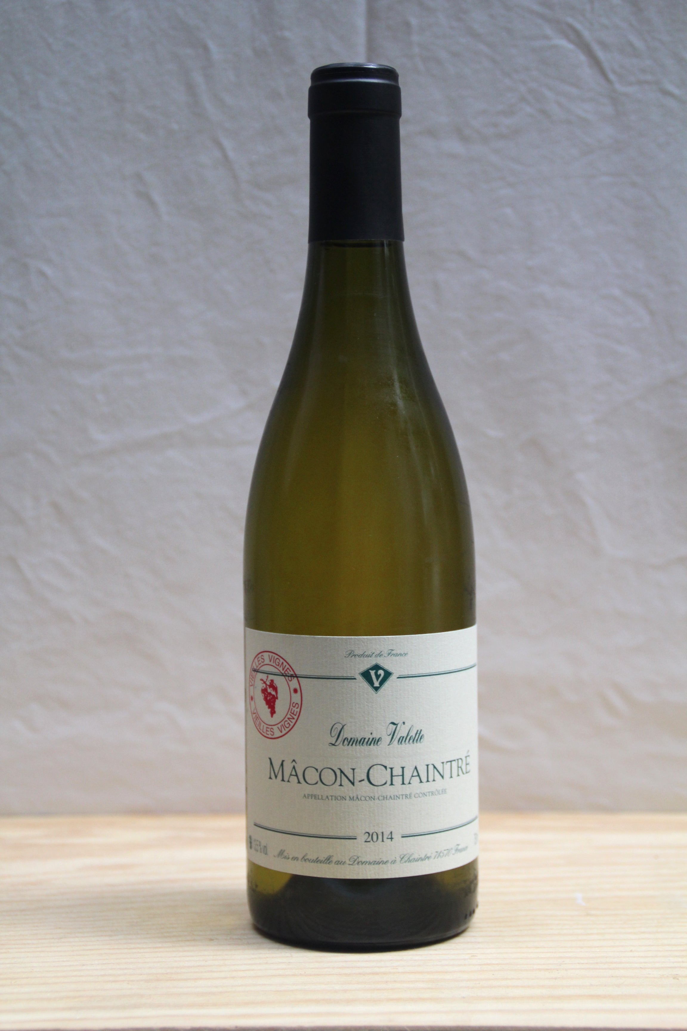 Macon Chaintre VV 2014 - Domaine Valette - SOLD OUT