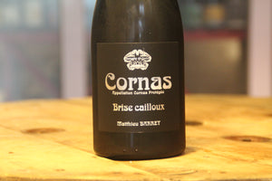 Cornas Brise Cailloux 2016 - Matthieu Barret - SOLD OUT