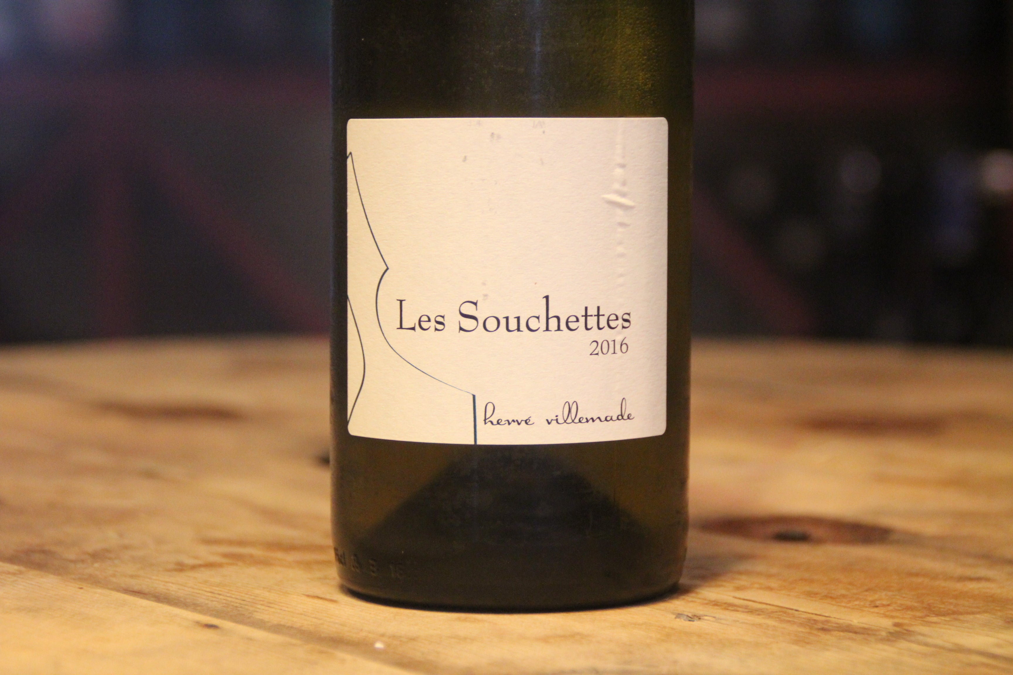Cheverny Blanc Les Souchettes 2016 - Herve Villemade - SOLD OUT