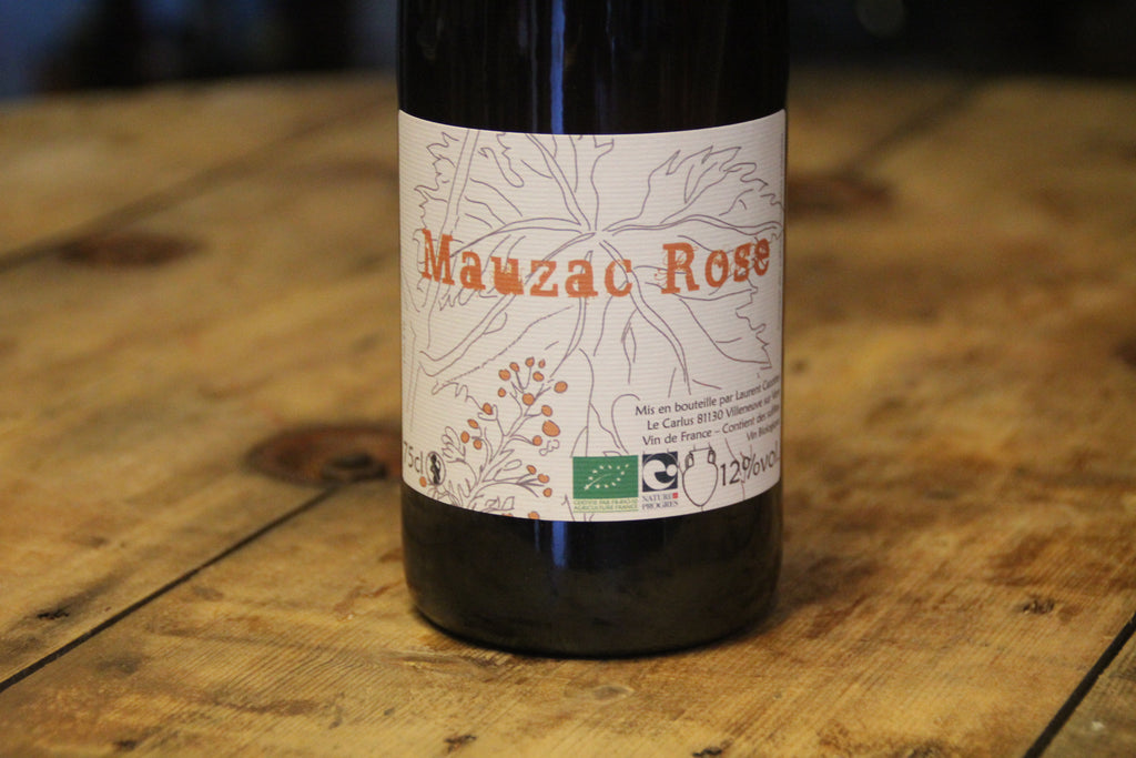 Mauzac Rose 2017 - Distillerie Cazottes - SOLD OUT