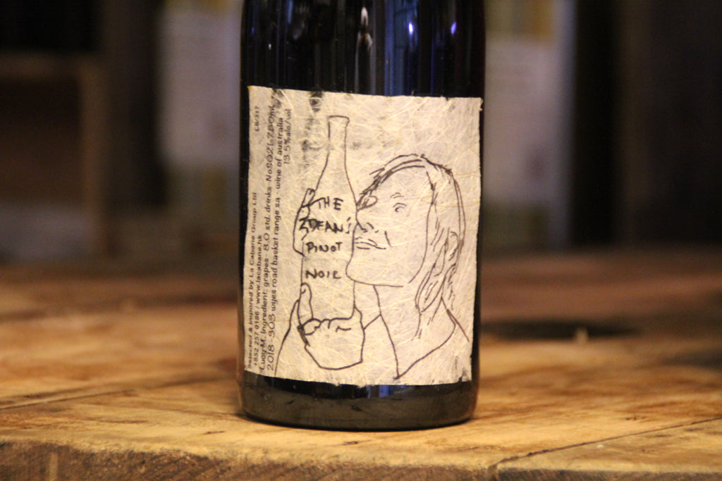 Deans Pinot Noir 2018 - Lucy Margaux