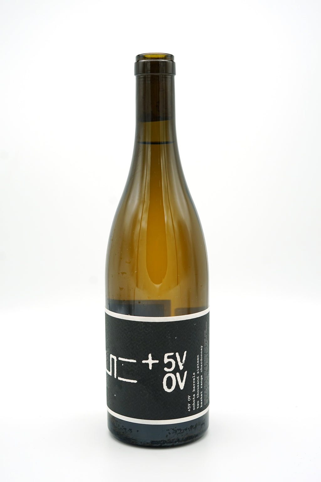 +5VOV Chardonnay 2016 - Ochota Barrels Winery - SOLD OUT