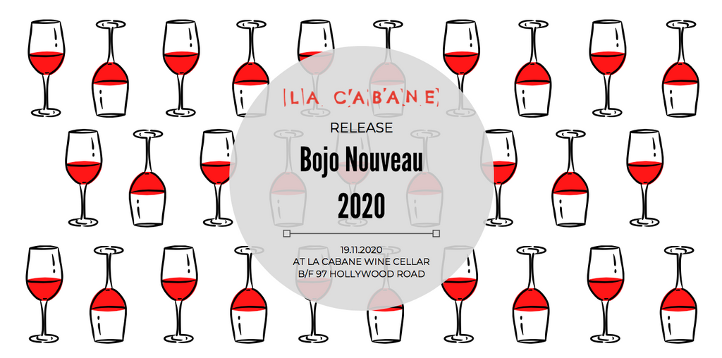 Beaujolais Nouveau 2020 - SOLD OUT