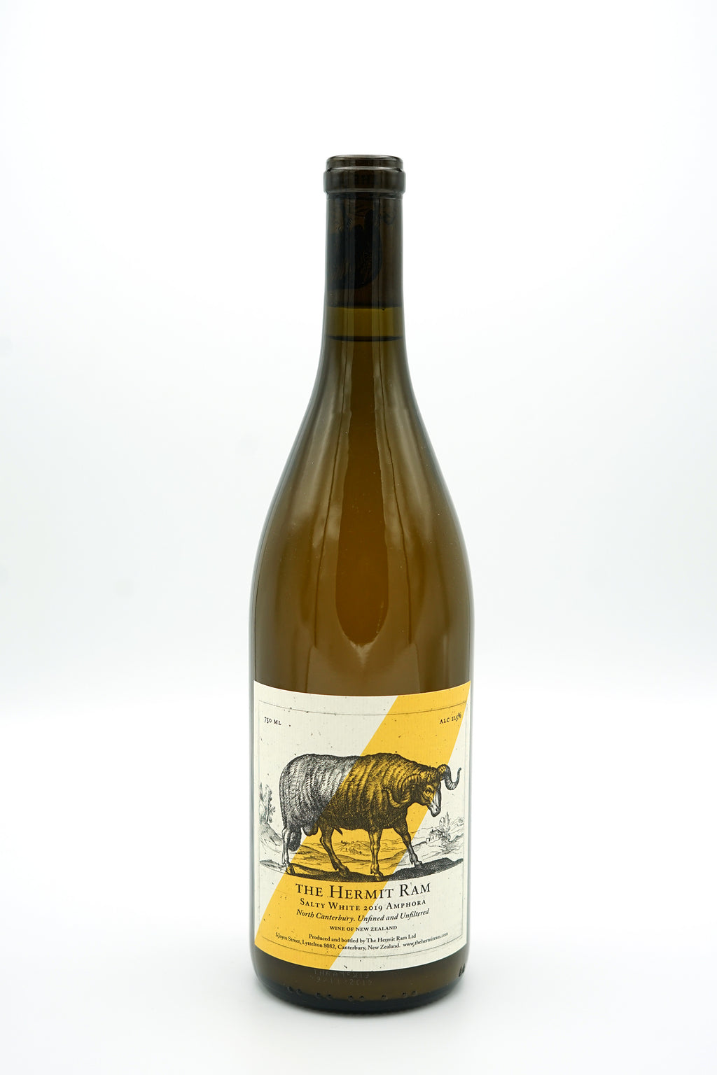 Amphora 'Salty White' 2019 - The Hermit Ram