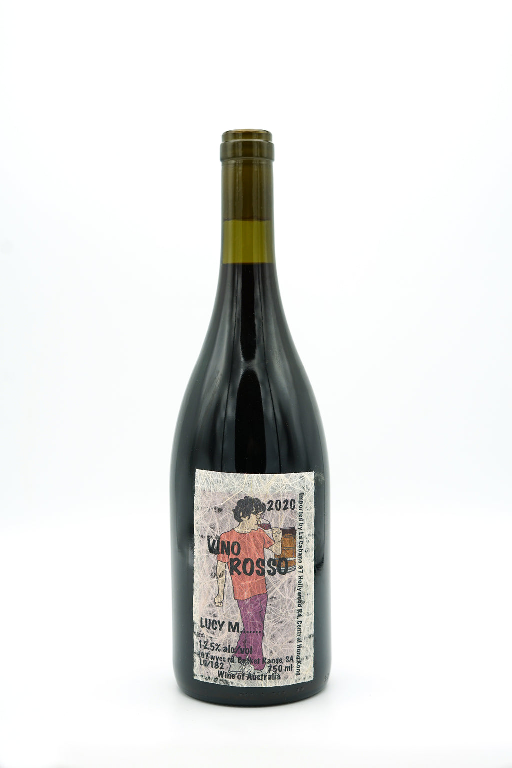 Vino Rosso 2020 - Lucy Margaux