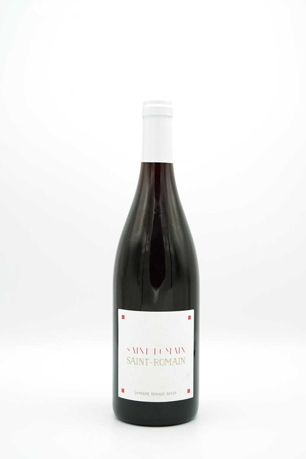 Saint Romain Rouge 2019 - Maison Renaud Boyer