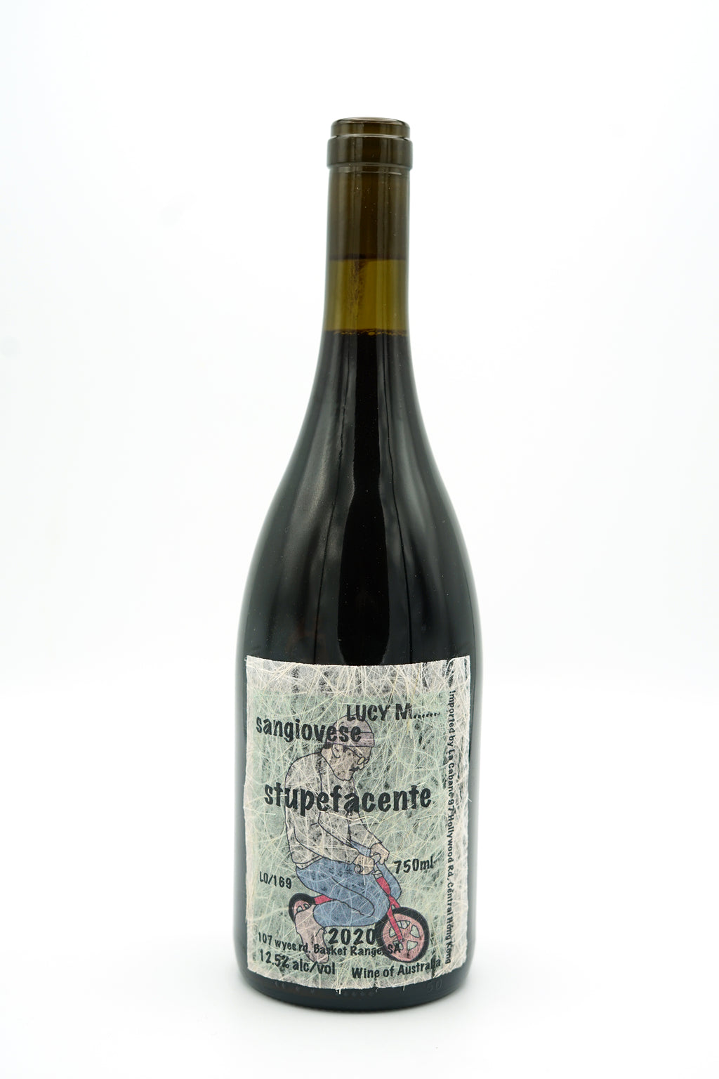 Sangiovese Stupefacente 2020 - Lucy Margaux - SOLD OUT