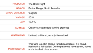 Moonshine 2018 - The Other Right Wines